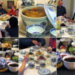 Dinner and a Shattered Platter