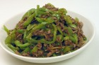 Stir-fry Pepper Steak