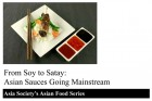 Asian Sauces Panel Discussion