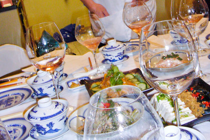 Pairing Wine with Chinese Food: Match Flavors Not Just Ingredients