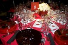 Dumplings & Dynasties Table Setting