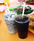 Grass Jelly Drinks