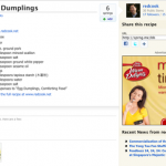 Save Your Favorite Red Cook Recipes on Springpad