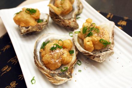 Delicious Guilt Free Oysters
