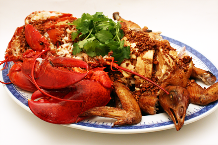 You are currently viewing A Lobster Feast Fit for Welcoming the Dragon Year