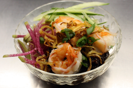 Read more about the article ZhaJiang Mian Alternative: Shrimp Sauce