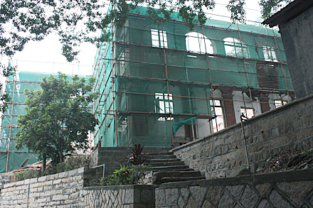 Xiamen Middle School No. 2 Builing Renovation