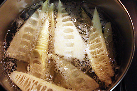 Boiling Spring Bamboo Shoots