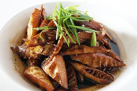 Oil Braised Spring Bamboo Shoots