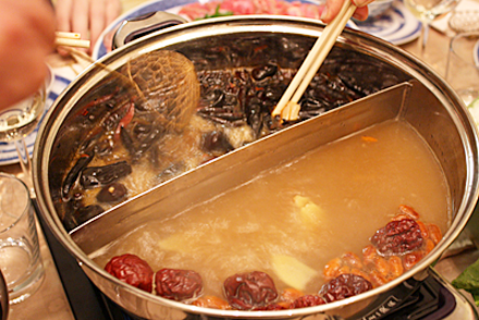 Double Broth Hot Pot
