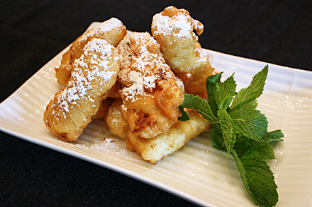 Fried Milk Custard