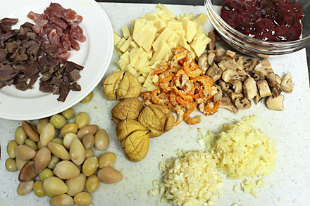 turkey-stuffing-ingredients