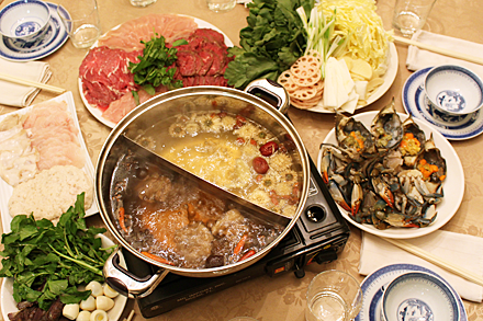 Hot Pot for the Non-Blizzard of 2015