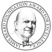James Beard Foundation Award Nominee